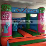12 x 15 Deluxe My Little Pony Inflatable Bouncy Castle