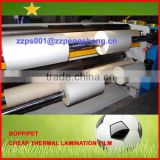 2016 cheap thermal laminating film roll/pvc paper laminating sheet/PET laminating sheets/laminating sheets prices