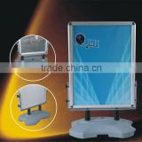 sparkle led poster board double side Water A-board
