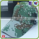 New Fashion Camouflage hat 6 Panel baseball caps cheap military hat