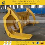 brand new SDLG FOTON forestry equipment, forestry trailer, bucket grapple from alibaba.com for sale