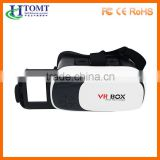 2016 Factory production cheap New products portable 2nd generation VR BOX 2 3D Glasses for blue film video open sex video