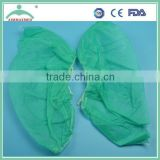 Disposable Non-Woven Shoe Cover/PP/PE/CPE boot cover