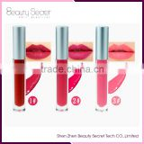 Free sample waterproof 18 hours lipgloss natural nyx matte lipsticks