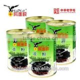 grass jelly with bubble tea honey or wanglaokat for summer