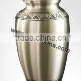 wholesale metal made urns centerpiece for cremation used | metal urns manufactured by row material