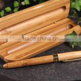 creative crafts bamboo wooden pen cases