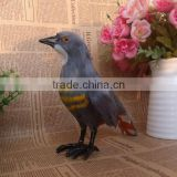 car or bedroom decoration ornaments feather Bird simulation
