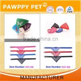 Cute Adjustable Pet Dogs Puppy Cat Neck Scarf Bandana with Collar Neckerchief