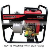 3.0 inches,irrigation pump, diesel water pump,diesel centrifugal pump, diesel oil engine pump(WD30X),powered by HM178F