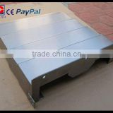 telescopic steel plate guideway shield cover