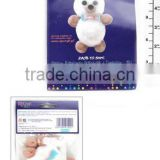 2014 NEW ARRIVAL TOY &HOBBIES POMPONS NOVELTY DIY BEAR PIG ANIMALS KEYCHAIN CRAFT TOYS