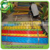 pvc coated wood coconut broom stick importers made in China factory