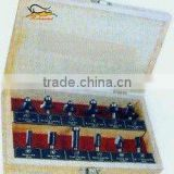 Tungsten carbide router bit-12pcs set-F (0871)