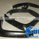 4x4 wheel arch fender flare for toyota FJ cruiser