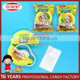 Customized Brand Roll Bubble Gums with Tattoo Paper