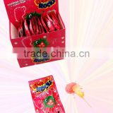 Foot Shape Lollipop With Popping Candy