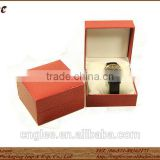 PU single lovers watch boxes for sale