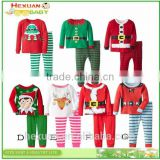 100% cotton Chrismas clothing set,baby Kids Child pyjamas Pijama / Kids Pajamas / Kids Sleepwear
