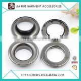 Metal Iron or Copper Grommets Advertising Curtain Eyelets Ring and Washer