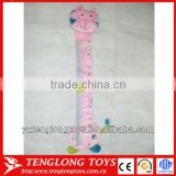 Baby growth cat plush height charts plush measuring wall charts