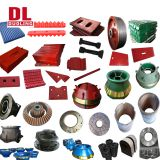 METSO CRUSHER COMPONENTS WEAR PARTS SPARE PARTS MINING MACHINERY PARTS JAW PLATES MANTLE & CONCAVE BLOW BAR