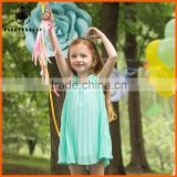 2016 new style children frocks design kids wear latin dance dress baby vest flower girl dress 2-6 years