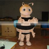 2016 new character walking bee costume/cartoon mascot costume/kids costume