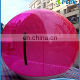hanged/ground christmas decoration inflatable show ball/inflatable balloons inflatable christmas balls