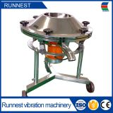 high frequency vibrating sieve for screening powder