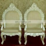 Eco-friendly Factory Price modern used king throne chairs