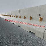 Guardrail Attached Trapeziform Delineator Reflector Road Safety Factory Guardrail Delineators