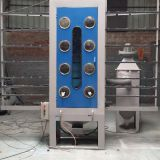 Manual Vertical Glass Sand Blasting Machine