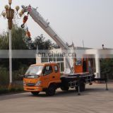 7.0ton tire truck crane with 725-16 tire