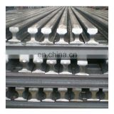 China supplier railroad steel rail heavy railway rail and light railway rail for mining and crane