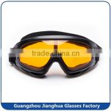 Laser eye cup safety goggle lens for military army police motorcycling eye protective