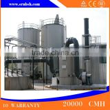 China Circulating Industrial Chemical Air Drying Equipment Scrubbing Tower With ISO Certificate
