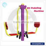 Factory outlets JT-8501B double-seat leg exercise strength training outdoor fitness equipment
