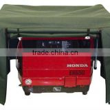 Generator Cover & Frame in waterproof heavy duty material