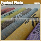 Harmony Pro Natural Rubber Yoga Mat, Custom Print Yoga Mats, Multi Color Rubber/PVC Yoga Mat