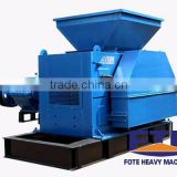Latest price good quality carbon black briquette machine