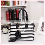 2015 new design women clourful pu fashion ladies china leather handbags tote bag manufacturer
