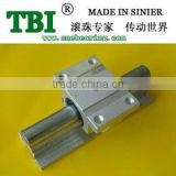 TBI brand Bearing linear motion shale shaker TBR supplied by zhejiang senior guide co., ltd