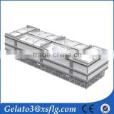 Professional food frozen used supermarket refrigerator and freezer                                                                         Quality Choice