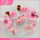 Factory Kids Girls Princess Cartoon Fashion Hair Clips HairWear Hair Jewelry UVOGUE Hair Accessories Sets