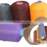 Multi-twisted And Anti-fire 1000D Polyester/PP Textured Filament Knitting Carpet Yarn Weft/Warp
