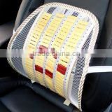 factory direct sell summer cooling handmade bamboo seat cushion