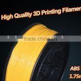 HORI 3D Printer PLA Filament and ABS filament,many colors1.75mm and 3mm,Multicolor Available(1kg or 3kg are optional)