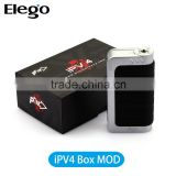Elego Hot Selling Greenleaf IPV4 100W Box Mod Fits For Smok GCT Tank,Kanger Subtank Mini