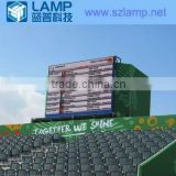 large led stadium tv screen